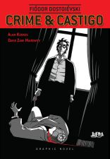 CRIME E CASTIGO: GRAPHIC NOVEL