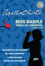 MISS MARPLE: TODOS OS ROMANCES V. 1