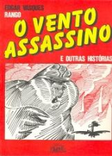 O VENTO ASSASSINO (QUADRINHOS)